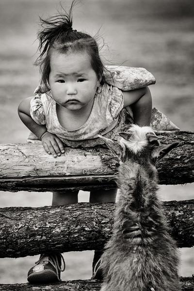 Goat Girl, Mongolia