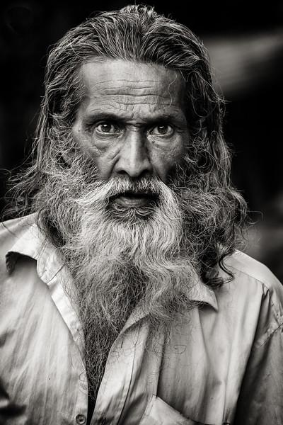 Kandi Man, Sri Lanka