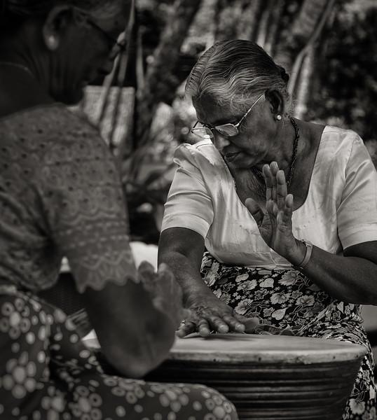 Drummers, Sri Lanka