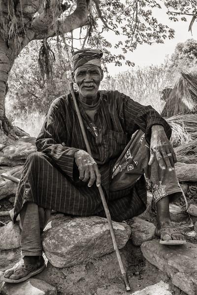 Taneka Man, Ghana