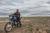 Gobi Biker, Mongolia