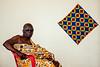 Honored Guest, Ashanti Akwasidae Festival, Kumasi, Ghana