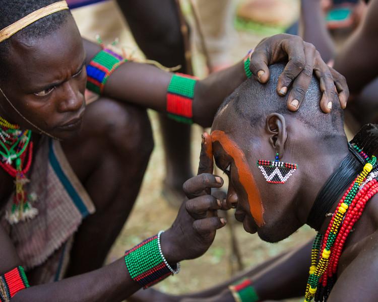 Ceremonial Preparation, Ethiopia