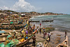 Fishing Fleet, Elmina, Ghana