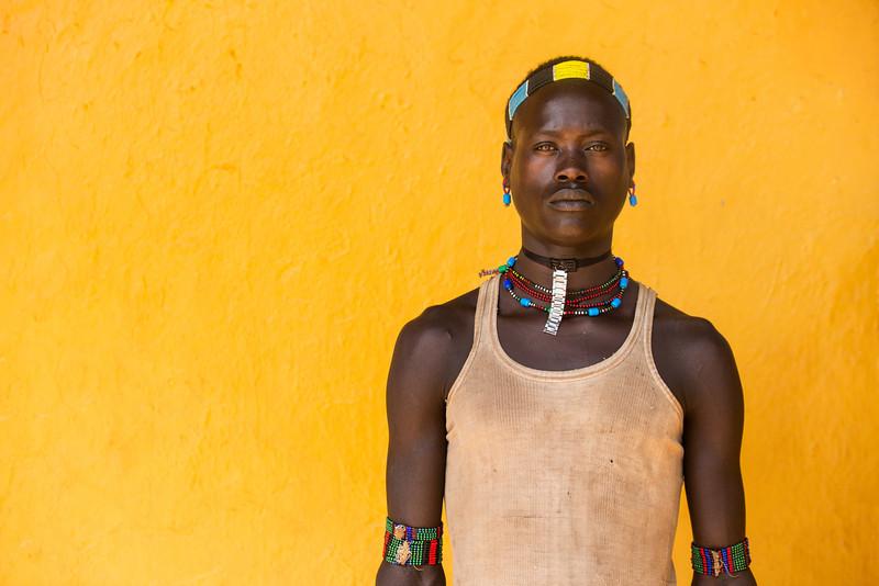 Market Man, Ethiopia