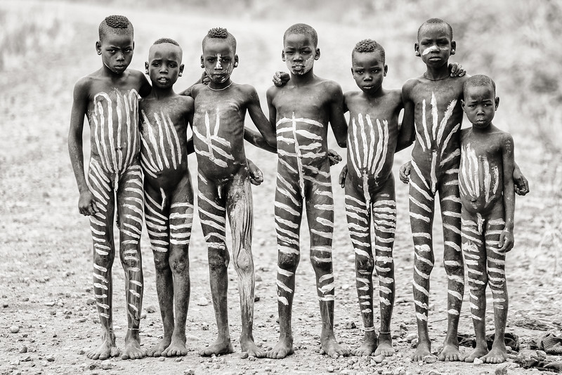 Painted Boys, Ethiopia