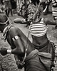 Whipped Woman, Jumping of the Bulls Ceremony, Ethiopia
