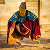 Egun Masked Dancer, Benin