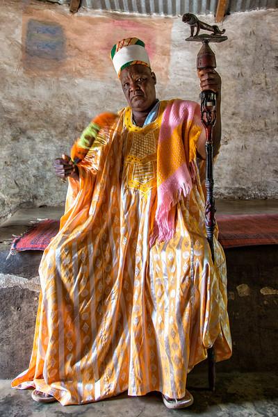 Taneka Chief, Benin