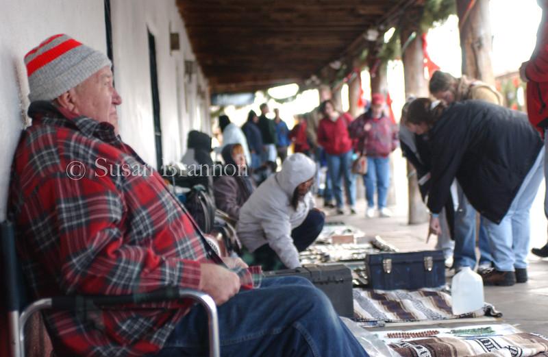 Selling Wares Santa Fe