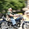 Biker in Movement