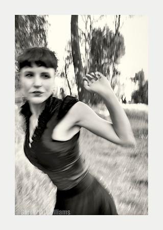 Karoline Comarella -  Actress - Rome, Italy