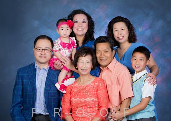 Family Portrait | Prissilla & Antonio