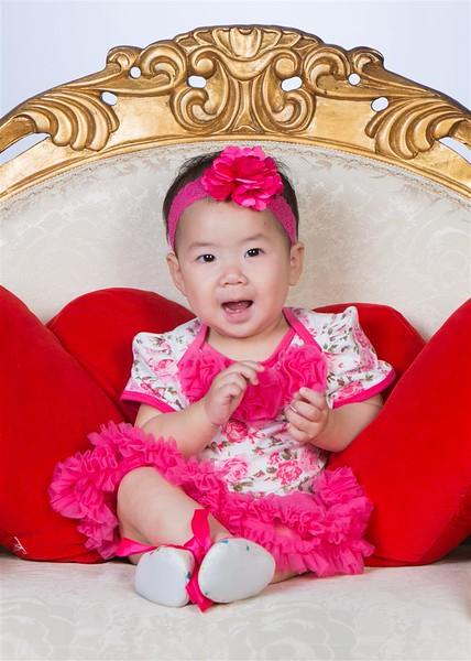 Princess Ashley 1st Birthday