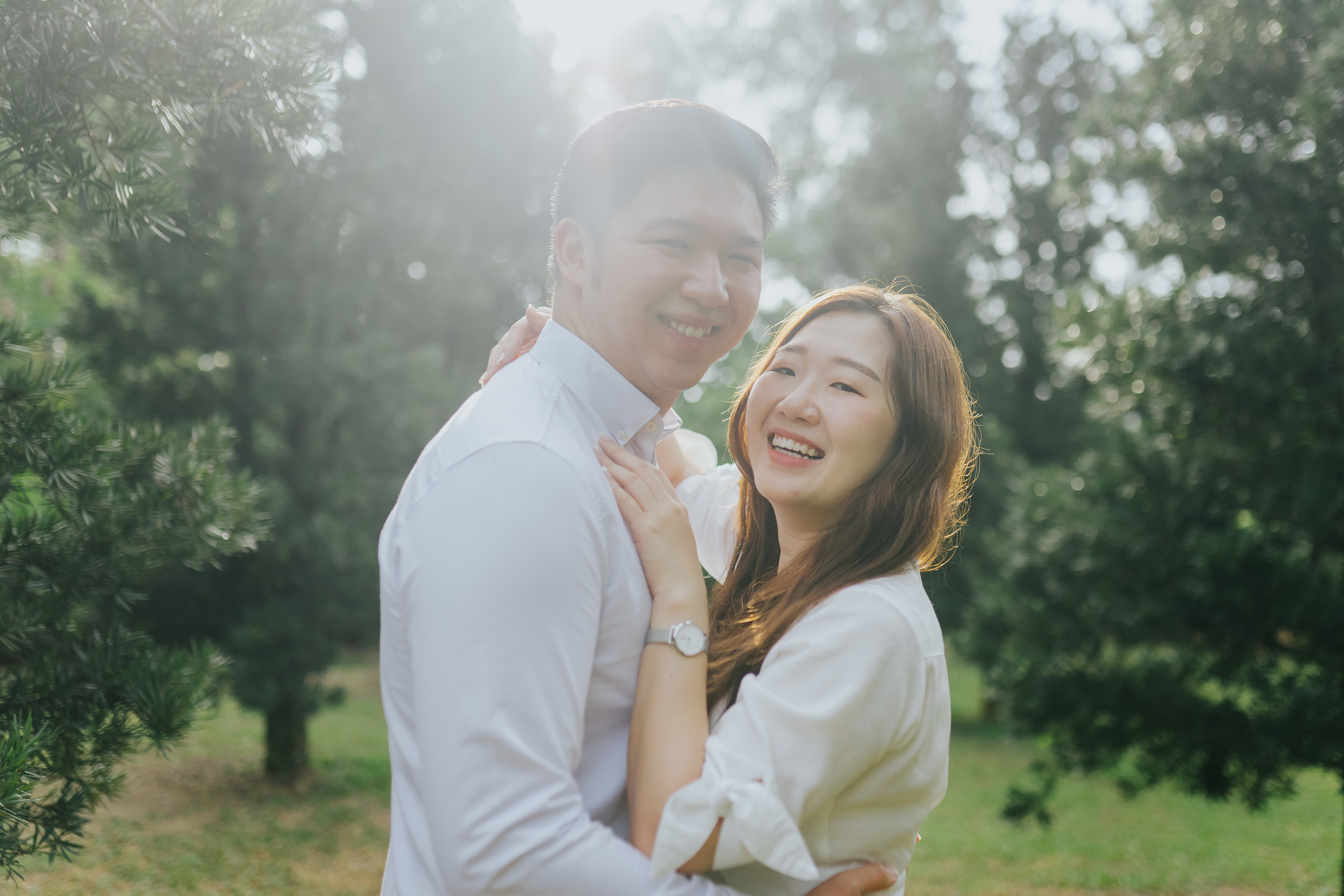 Lifestyle Couple Shoot in Putraja, Kuala Lumpur