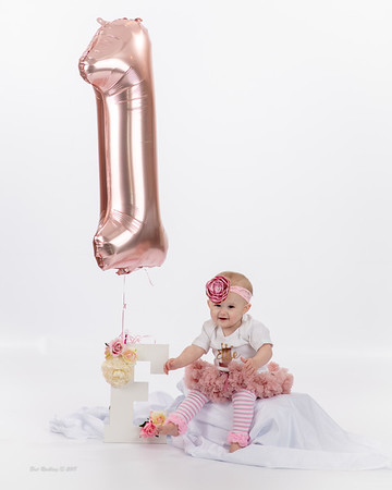 Elliana 12 Months Baby Photography