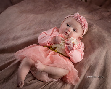 Elliana 4 Months Photography