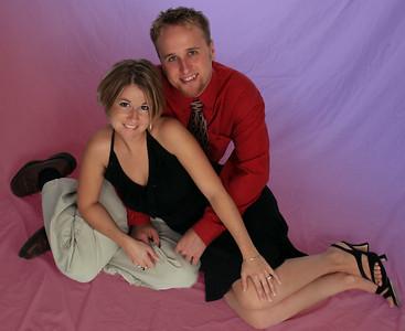 Brandon and Laura Hooper