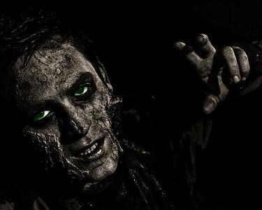 radiation zombie.....