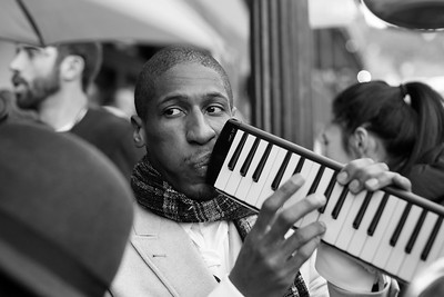 Jon Batiste at the The Sundance Film Festival