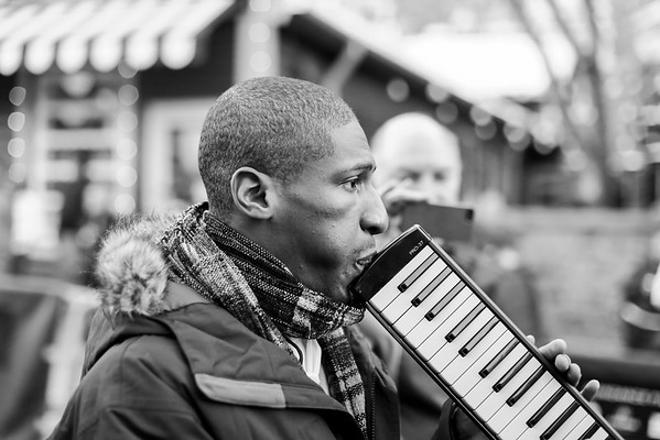 Jon Batiste in Park City