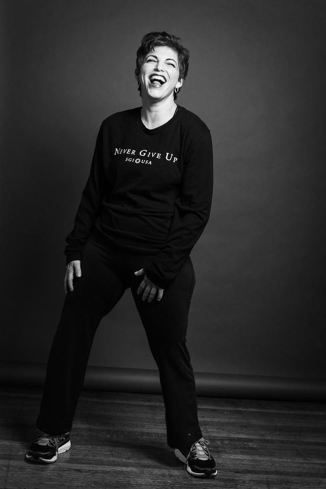 Amy Jordan - The Victory Dance Project