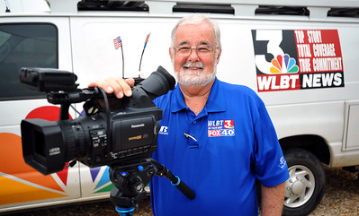 WLBT VideographerJim Duncan has been a covering news in Mississippi for a half century.