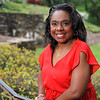 Charlotte Seals is the first African-American president of the junior League of Jackson.