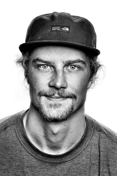 nick mcnutt, skier, The North Face