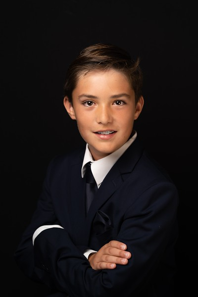 Child acting headshot