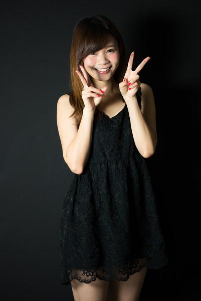Cute Taiwanese girl