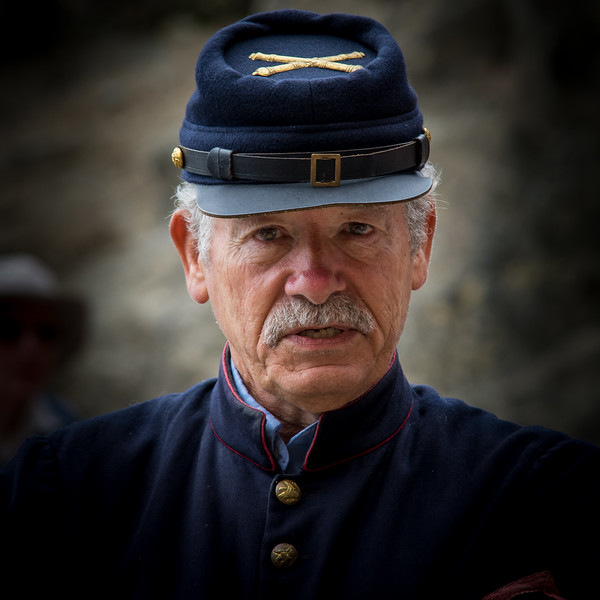 Civil War Days, Fort Point, San Francisco