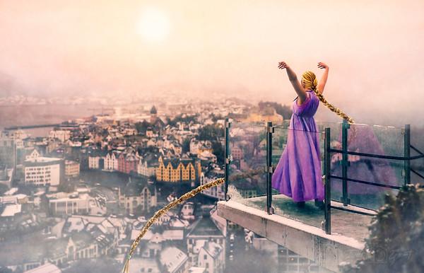 Modern Day Rapunzel