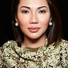 Make-up by Cheena Crab