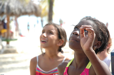 More kids in Jamaica. Okay so this wasn't a contracted shot but I love the emotion captured.