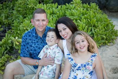 olivia + family