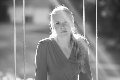 2  Phoebe Senior Portrait 8-13-2020 RobertEvansImagery com