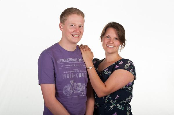 Rachel & Robert