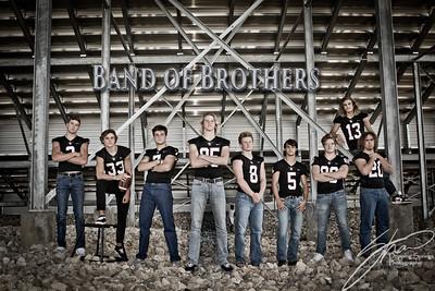 DSHS Var Tiger 2017 L-1210 Band of Brothers WRHB