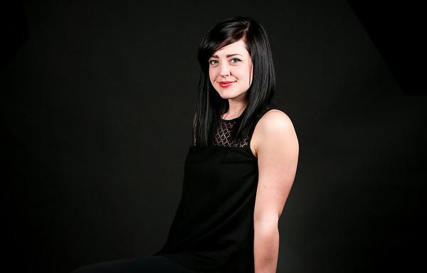 Jillian Spring Portrait Session