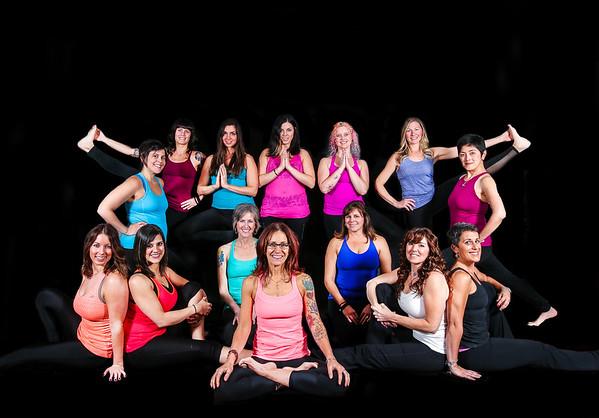 Prana Yoga Studio Portraits