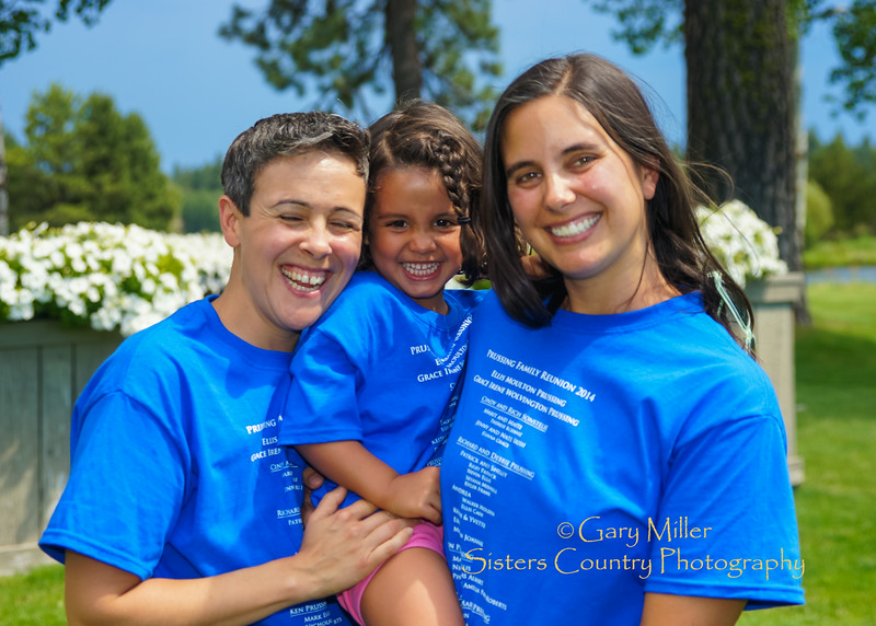 Prussing Family BBR Reunion 2014 © Gary N. Miller, Sisters Country Photography