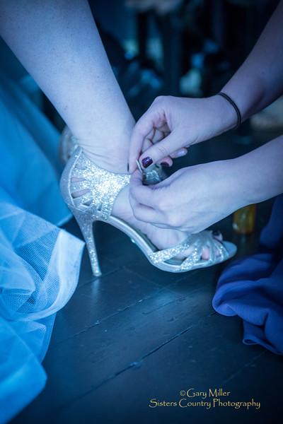 Michael and Nicole Woodman's wedding © Gary N. Miller