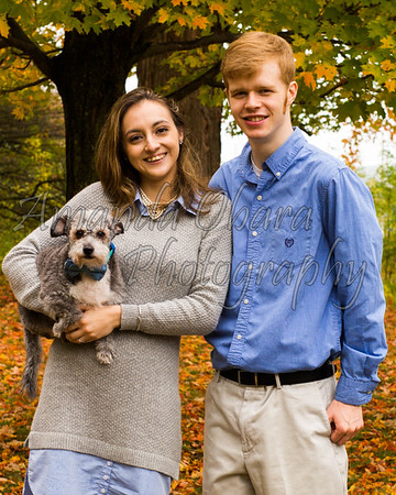 Ashley & Matt's Engagement ( Old Stone Church, West Boylston, Ma)