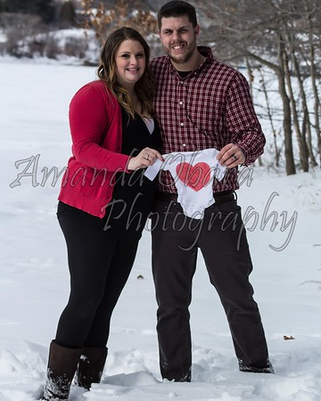 Jennifer & Ian (Boston, Ma) - Maternity
