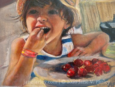 Matilde's Cherries