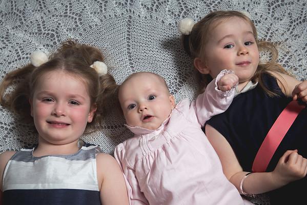 Annabel, Megan & Poppy