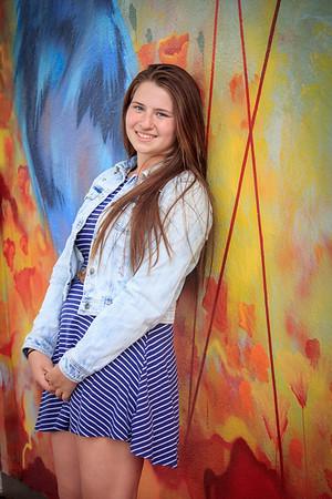 Becca Senior Portraits