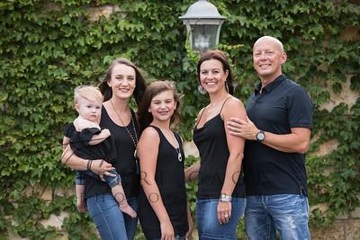 Christi, Jim & Family 6-18