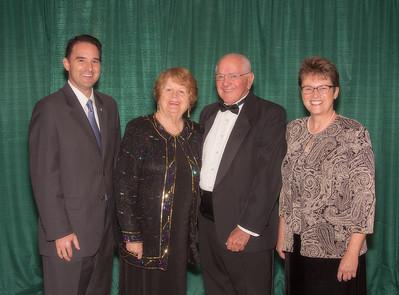 Josh Christenson, Nancy and Jim Bensen, Faith Hensrud